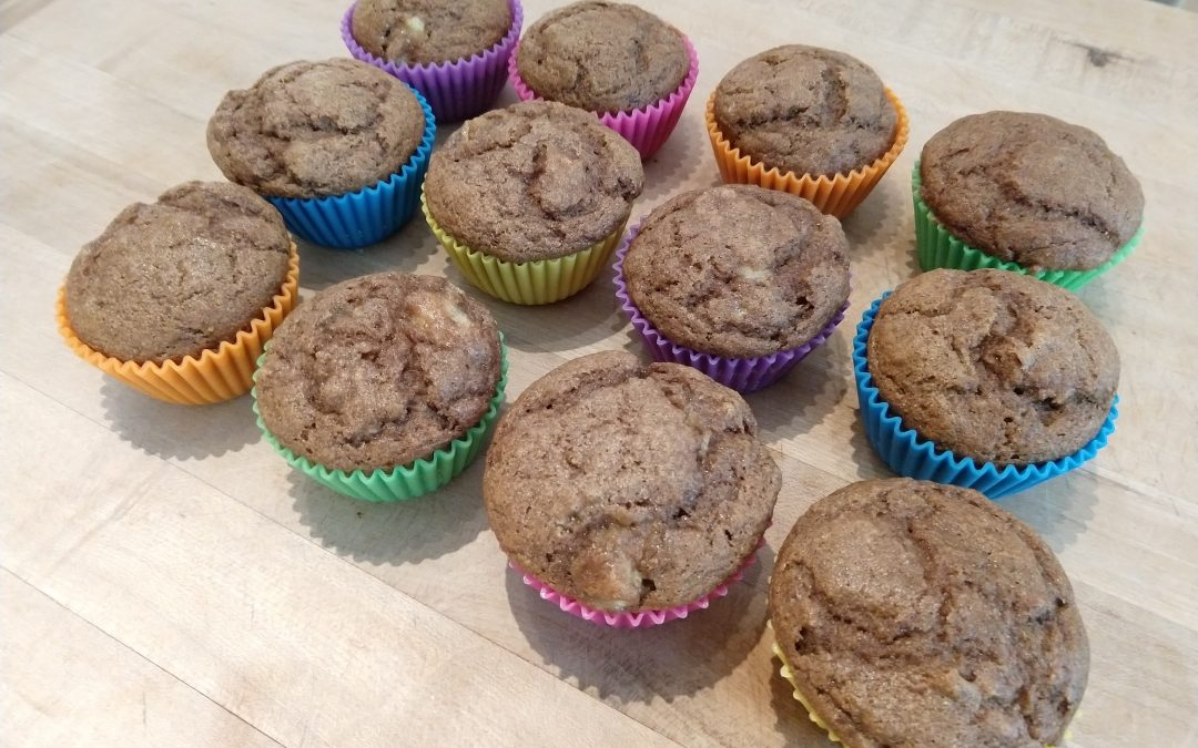Busy Parents, Bakers, Everyone…Listen Up! (Baking Hack…and Muffin Recipe!)